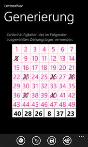 App Lottozahlen