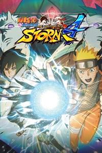 Carátula del juego NARUTO SHIPPUDEN: Ultimate Ninja STORM 4