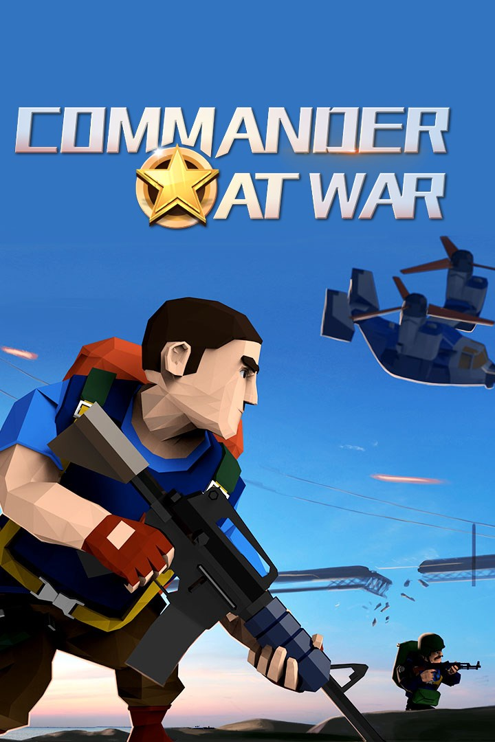 Get Commander At War:Real-Time World War - Microsoft Store