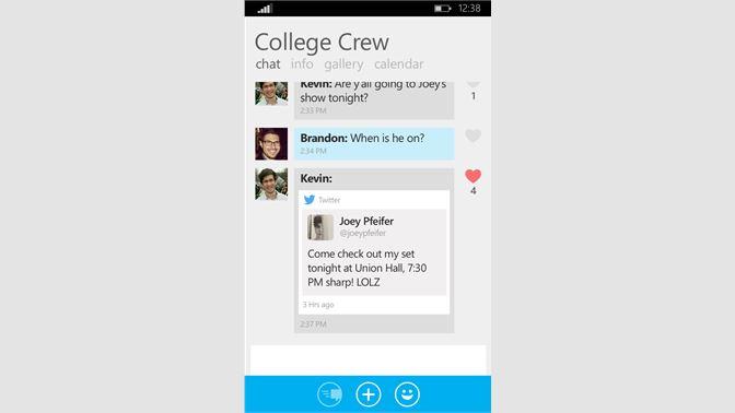 Get GroupMe for Windows Phone 8 - Microsoft Store