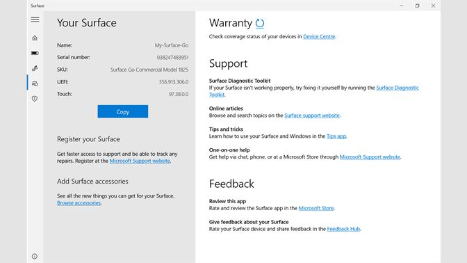 Get Surface - Microsoft Store