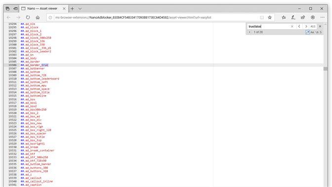 Get Nano Adblocker - Microsoft Store