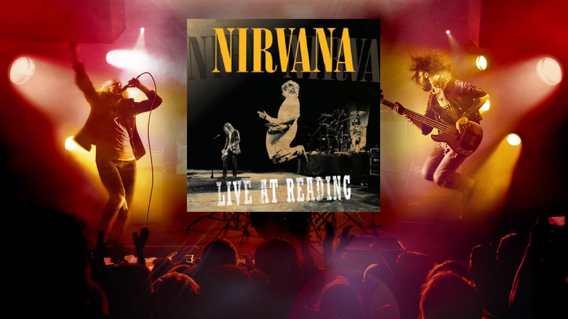 """Lithium (Live at Reading)"" - Nirvana"