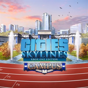 Cities: Skylines - Campus Xbox One