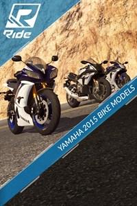 Carátula del juego Yamaha 2015 Bike Models