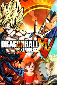 Carátula del juego Dragon Ball Xenoverse + Season Pass