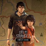 Life is Strange 2 - Complete Season Logo