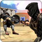 Ninja Warrior Sword Fight