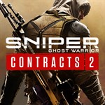 Sniper Ghost Warrior Contracts 2 Logo