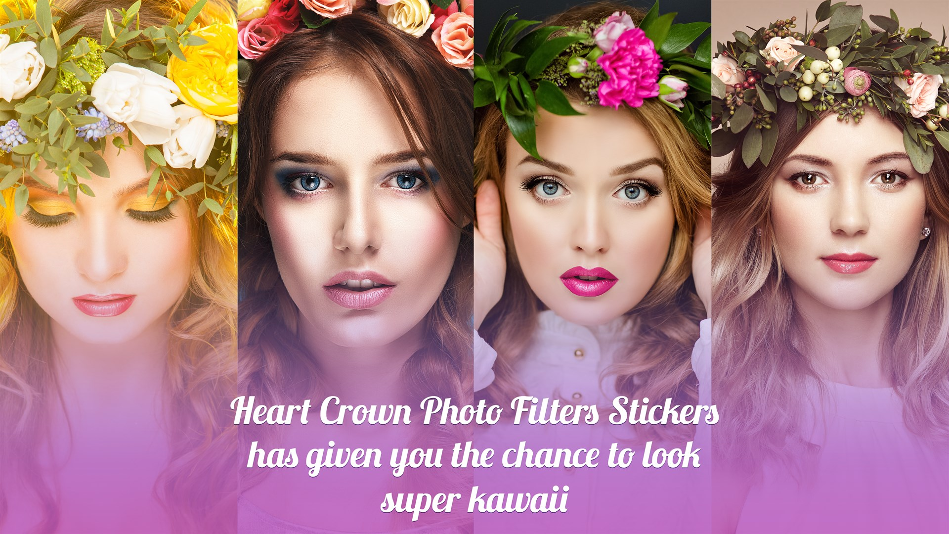 Get Heart Crown Photo Editor Microsoft Store