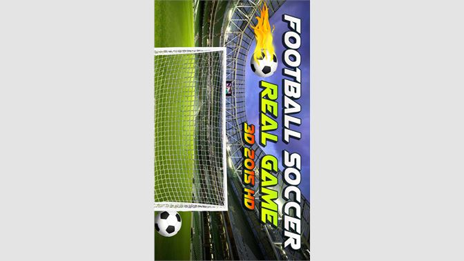 Get Football Soccer Real Game 3D 2015 - Microsoft Store