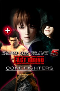 Limited Time Only! DOA5LR: Core Fighters + Jann Lee