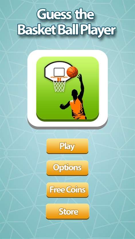 Basketball Super Star Trivia Quiz - Guess The Name Of Basketball player Screenshots 2
