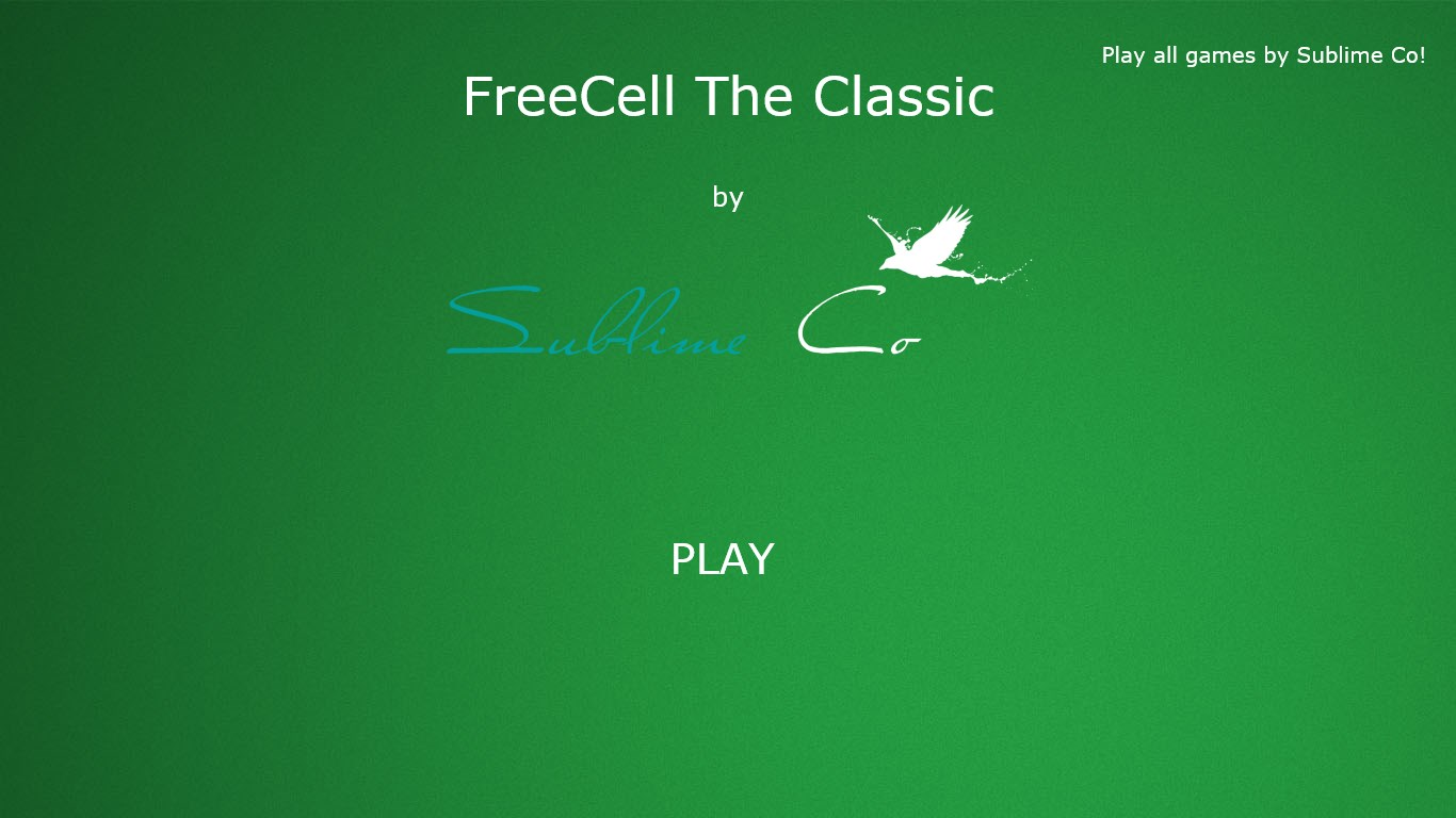 FreeCell The Classic