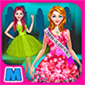 Princess Top Model Salon Makeover Game