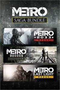 Metro Saga Bundle