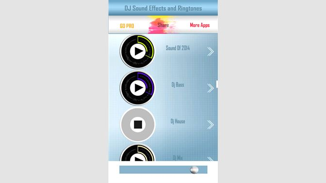 Get DJ Sound Effects and Ringtones - Microsoft Store