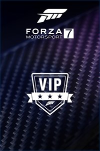 Assinatura VIP do Forza Motorsport 7
