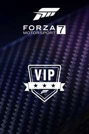 Assinatura VIP do Forza Motorsport 7