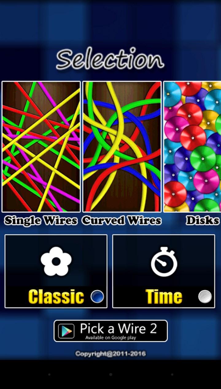 Pick a Wire
