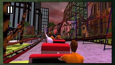 Roller Coaster tourist adventure Ride Screenshots 1