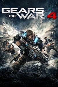 Carátula del juego Gears of War 4 para Xbox One