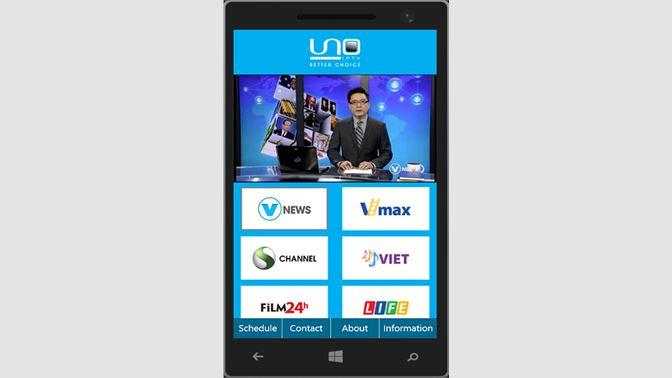 Get UNO IPTV - Microsoft Store