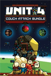 Carátula del juego Unit 4: Couch Attack Bundle