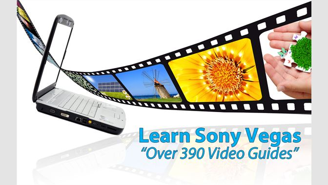 Buy LEARN SONY VEGAS - Microsoft Store en-SA