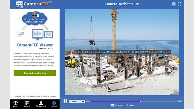 Get Cloud Security Camera Viewer - Microsoft Store