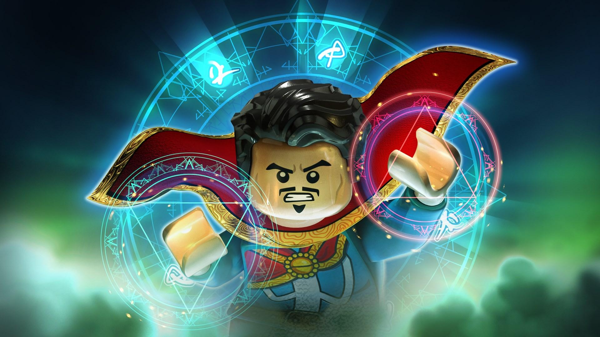All-New; All-Different Doctor Strange Pack