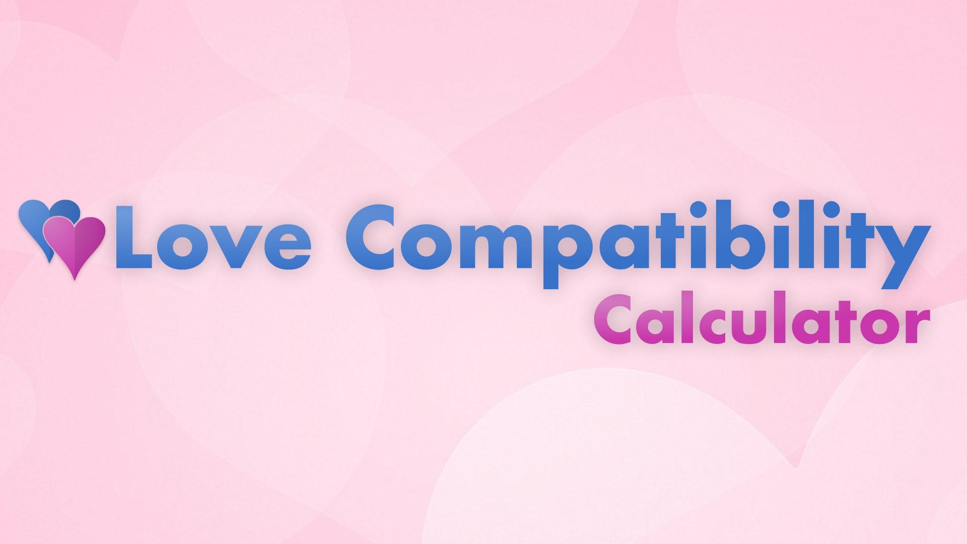 Get Love Compatibility Calculator Microsoft Store En Ls