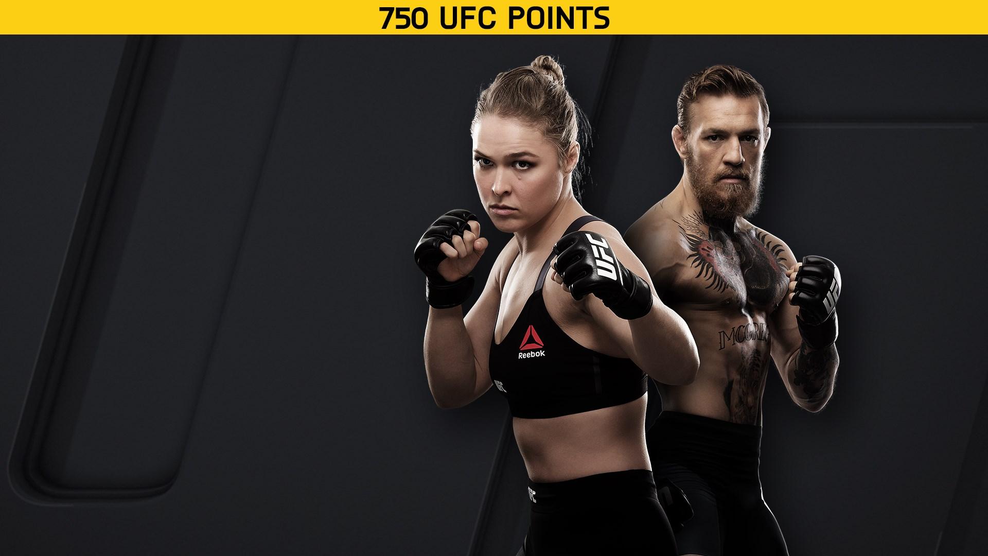 EA SPORTS™ UFC® 2 - 750 UFC POINTS