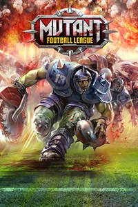 Carátula del juego Mutant Football League