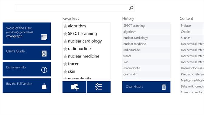 Buy Oxford Concise Medical Dictionary (8 ed ) - Microsoft Store