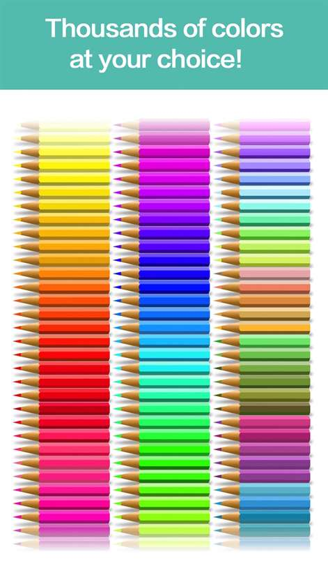 Screenshot Thousands Of Colors At Your Choices