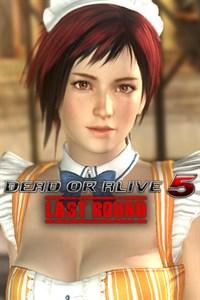 Carátula del juego DEAD OR ALIVE 5 Last Round Mila Maid Costume