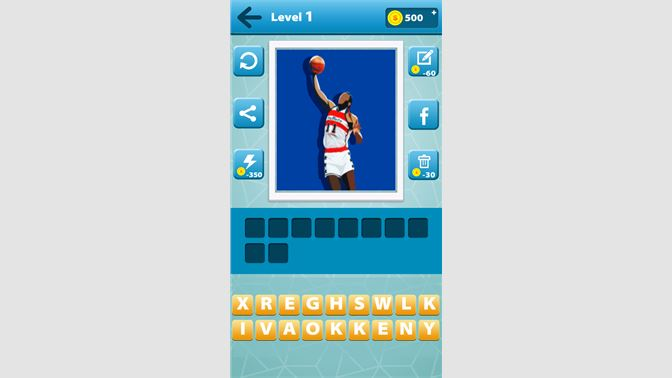 Get Basketball Super Star Trivia Quiz - Guess The Name Of