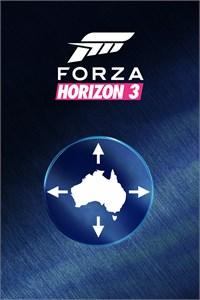 Carátula para el juego Forza Horizon 3 Expansion Pass de Xbox 360