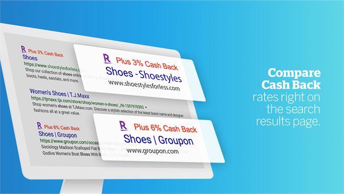 Get Rakuten Ebates: Get Cash Back For Shopping - Microsoft Store