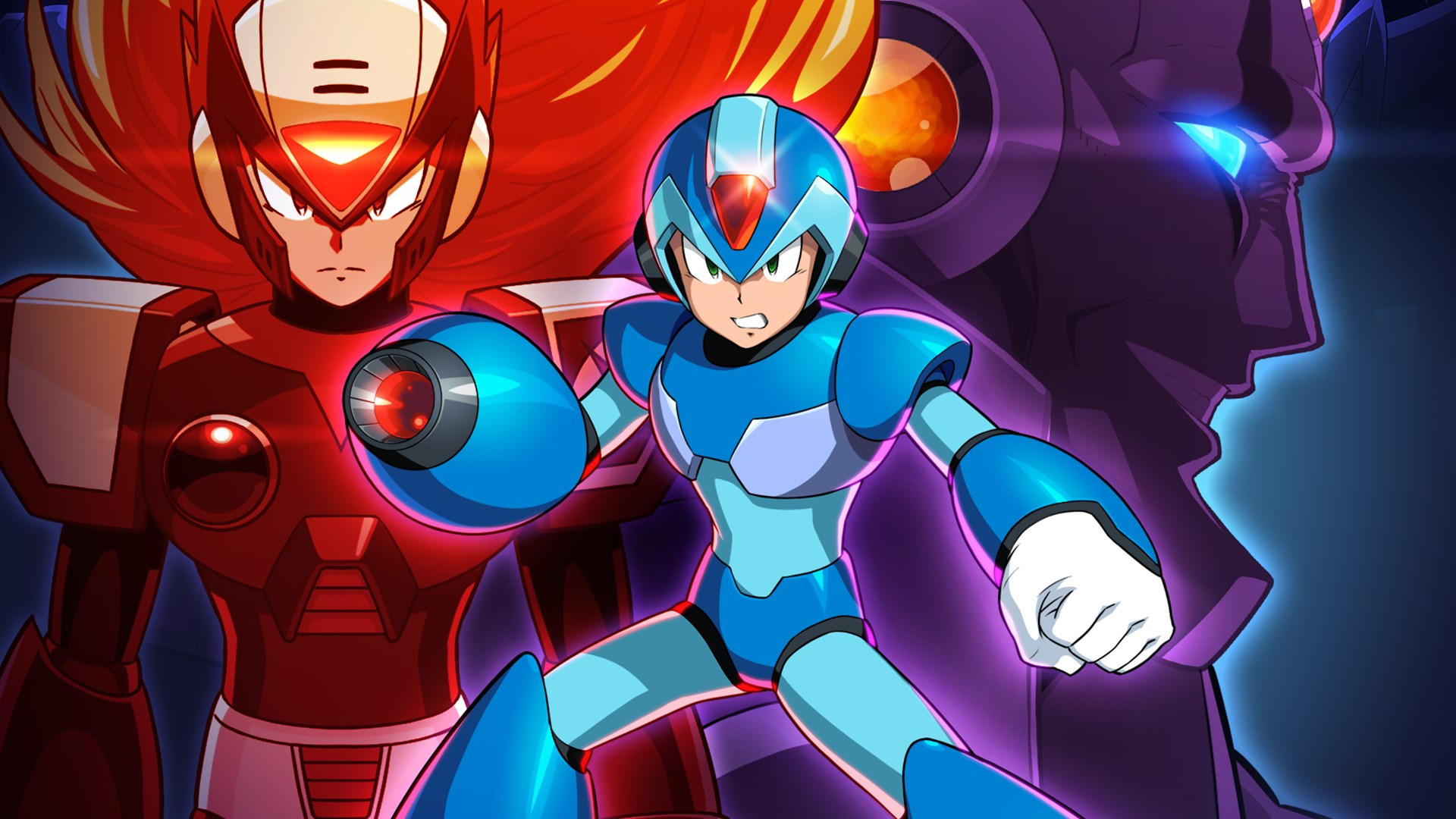 Buy Mega Man X Legacy Collection 1 2 Microsoft Store