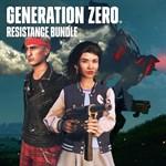 Generation Zero® - Resistance Bundle Logo