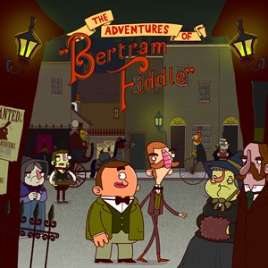 Las Aventuras de Bertram Fiddle: Episodio 1: Un Asunto Mortaloso Xbox One