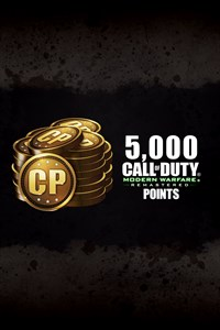 5000 points Call of Duty®: Modern Warfare® Remastered