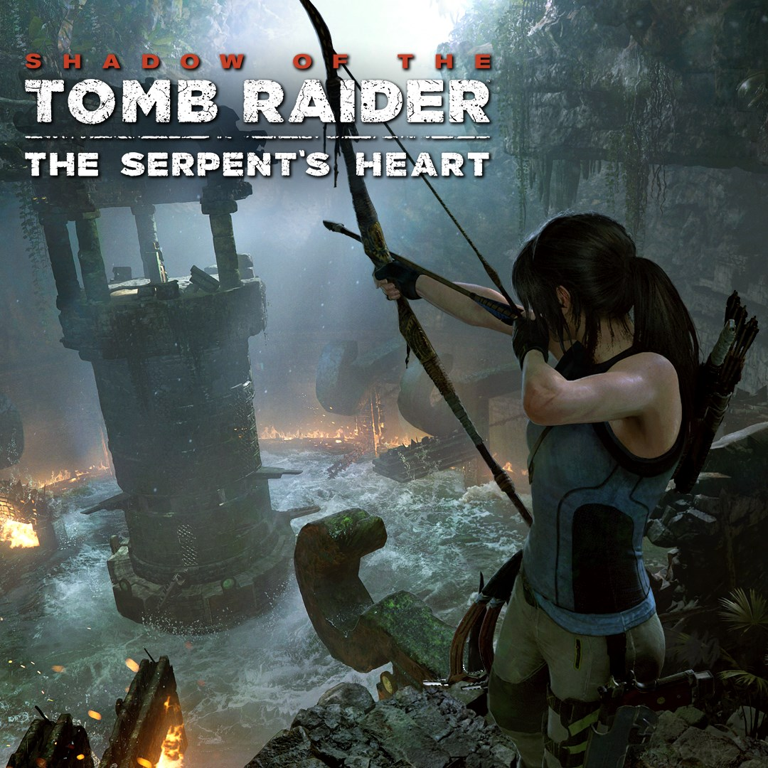 Shadow Of The Tomb Raider For Xbox One Xbox