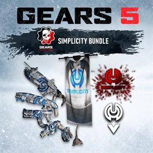 Gears 5 eSports: paquete de Simplicity Esports Xbox One