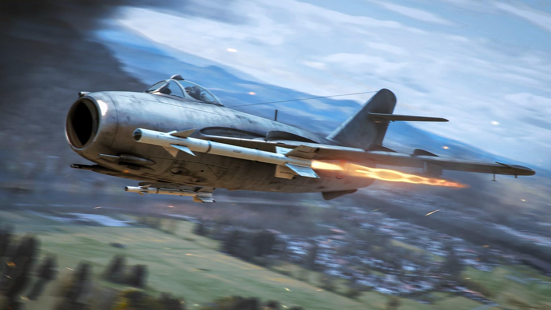 War Thunder - Shenyang F-5 Pack