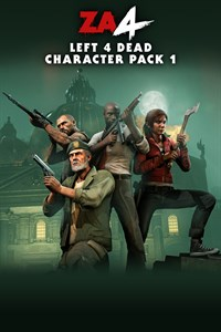 Zombie Army 4: Left 4 Dead Character Pack 1