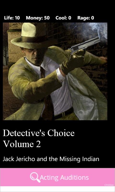 Detective's Choice V2