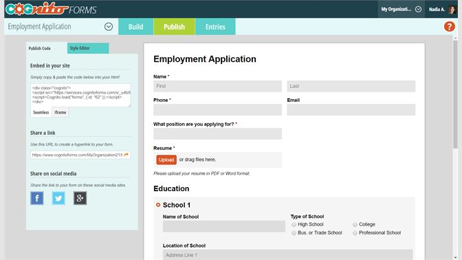 Get Cognito Forms - Microsoft Store